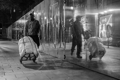 Dformant (Alex_Berto) Tags: street streetphotography black white rue night nuit