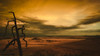 Gunnedah Storm - DSC9612-c4 (cleansurf2) Tags: gunnedah nsw australia farm lantern wide widescreen 16x9 4k ultra wallpaper sony ilce7m2 a7ii tan storm orange yellow black dark cloud tree landscape screensaver color vivid colour vintage backdrop background mood mirrorless light hd highres fantasy dream surreal dawn sunset emount 3840 resolution tones outback