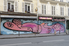 Mr Andr - Jonone (Ruepestre) Tags: mr andr jonone paris france streetart street art graffiti graffitis urbain urbanexploration urban 156