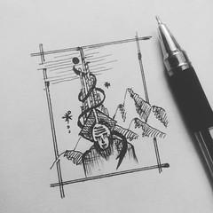 Pen&Ink - #TabishereArt #design #doodling #doodle #art #illustration #drawing #draw #dailydrawing #sketch #sketchbook #dailysketch #pen #pencil #inktober #ink #beautiful #instagood #inktober2016 #penandink #brushpen #background (TABishere) Tags: instagram penink tabishereart design doodling doodle art illustration drawing draw dailydrawing sketch sketchbook dailysketch pen pencil inktober ink beautiful instagood inktober2016 penandink brushpen background