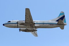 N41527_5718 (Stephen Wilcox - Jetwashphotos.com) Tags: nas 346 2013 nassauairport n41527 convairc131e miamiairleaseinc