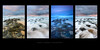 Seconds Count (Rodney Campbell) Tags: ocean longexposure sunset seascape beach water rocks cpl forresters quadriptych gnd06 bigstopper