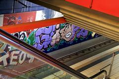 Subterranean BXLII - 077x (Jupiter-JPTR) Tags: germany underground graffiti cologne colonia publictransport subterranean ccaa imr geier jptr