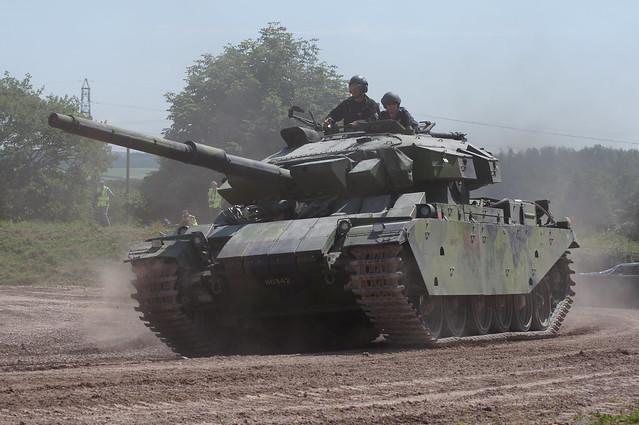 Centurion Tank