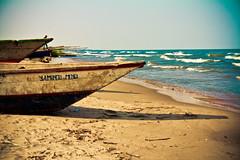 In Kalmie, Northern Katanga, Democratic Republic of Congo (Etienne Gaboreau) Tags: africa lake beach tanzania boat aid congo bateau plage humanitarian drc afrique albertville tanganyika rdc katanga humanitaire tanzanie democraticrepublicofcongo tanganika lactanganyika rpubliquedemocratiqueducongo kalmie