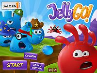 果凍分裂戰(JellyGo!)
