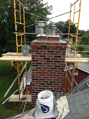 """New Brick Chimney • <a style=""""font-size:0.8em;"""" href=""""http://www.flickr.com/photos/76001284@N06/9266173344/"""" target=""""_blank"""">View on Flickr</a>"""