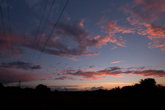 The sky tonight. (jillyspoon) Tags: sunset summer sky clouds yorkshire redskyatnight sigma1020 canon60d grabthecamera