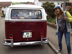 Samba Bus (mgummert) Tags: samba bully miriam vwbus beutelsbach