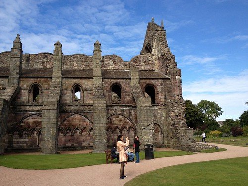 Holyrood Abbey, Edinburgh