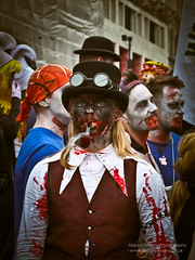World Zombie day - London (noslen20) Tags: london photography zombie makeup horror gbr stmungos zombiewalk worldzombieday nelsonpereiraphotography