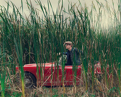 254/365 - For A Drive (loganzillmer) Tags: surreal mg cattails midget fineartphotography surrealphotography conceptualphotography conceptualimage