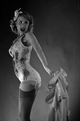 Halloween Pin-up, Slinky Sparkles (A S Nash) Tags: blackandwhite bw sexy girl beauty performers burlesque pinup bnw pinupgirls flickrsbest burlesquephotography burlesqueperformers slinkysparkles burlesqueuk