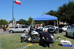 Dallas - It Needs To Shine ! (Drriss & Marrionn) Tags: food usa dallas texas livemusic police motorbike harleydavidson northamerica shows museums livestock attractions bigtex statefairoftexas specialevents dallastx fairpark creativearts policesurveillance