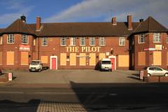 The pilot pub (Teresacv8) Tags: pub boardedup coventry thepilot