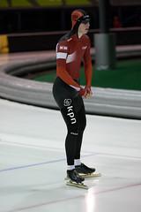 2B5P0723 (rieshug 1) Tags: sprint schaatsen speedskating 1000m 500m vechtsebanen eisschnelllauf utrechtcitybokaal vechtsebanenutrecht hollandcup citybokaal
