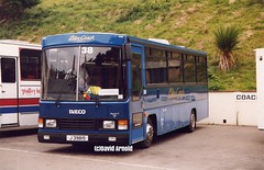 J39815 (Coco the Jerzee Busman) Tags: uk blue bus islands coach country jersey swift tours channelislands channel iveco leyland stringer wadham tantivy elme