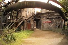 Vlklinger Htte (konicus) Tags: industry beauty decay htte rusted vlklinger konicus