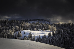 Le Petit Canada (Njones03) Tags: mountain snow france montagne ngc neige savoie massif greatphotographers revard petitcanada infinitexposure