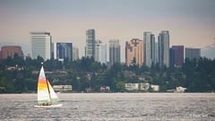 Sailing @Seattle (Paras Suri) Tags: waterfront sony alpha sonyalphadslr