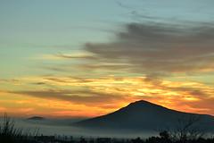 Ομίχλη στην Βόρεια Αττική