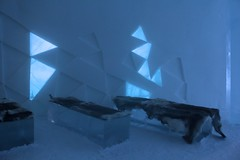 (Sunfox) Tags: snow ice sweden lapland icehotel icechurch