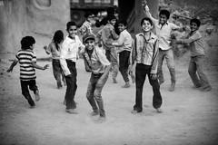 Faces of childhood (Piyush_Goswami) Tags: travel bw india childhood children photography documentary rajasthan photostory ruralindia piyushgoswami