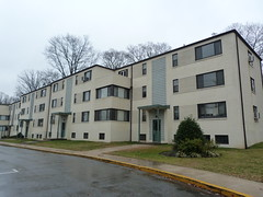 Flats, Greenbelt, MD (dct66) Tags: usa md maryland artdeco greenbelt deco newdeal