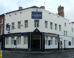 "The County, County Road, Walton, Liverpool • <a style=""font-size:0.8em;"" href=""http://www.flickr.com/photos/9840291@N03/12374720064/"" target=""_blank"">View on Flickr</a>"