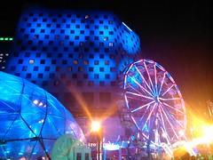 Montral en lumire 2014 (Clairette Paquette) Tags: nights cellulaire nuits montralenlumire placedesfestivals
