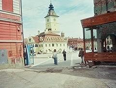 Brasov (Fufulula, thanks for 1,5 million visits) Tags: 2003 eva streetphoto transylvania brasov erdely agfaphoto