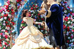 IMG_8198 (PirateLyssa) Tags: parade disneyworld belle beast wdw waltdisneyworld magickingdom beautyandthebeast fof festivaloffantasy