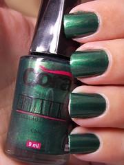 Chic - Cora (Natalia Breda) Tags: verde cora esmaltenacional