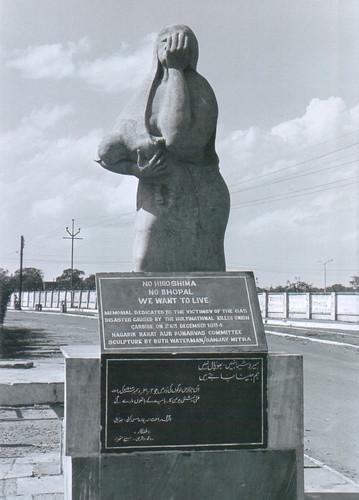 Ruth Waterman- Memorial Statue