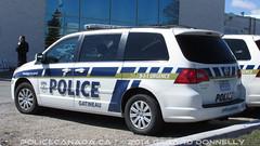 Service de police de la Ville de Gatineau (QC (policecanada.ca) Tags: vw volkswagen police gatineau van 721 routan