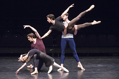 The Royal Ballet Studio Programme – sparking choreographic talent and keeping ballet fresh