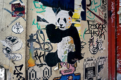 Drug Panda (FOTOKIOSK) Tags: street streetart graffiti stencil sticker panda hamburg altona streetfotografie strasenfotografie drugpanda straenfotografie strasenfundstcke straenfundstcke altona67