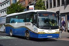 Translink Goldline 1747 EEZ6747 (Will Swain) Tags: belfast northern ireland city 19th june 2014 bus buses transport travel uk britain north translink goldline 1747 eez6747 eez 6747