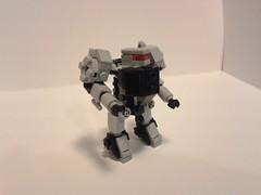 "Chester Vr. 3 - ""Broad Chester"" (soriansj) Tags: lego mecha mech moc microscale mechaton mfz mf0 mobileframezero"