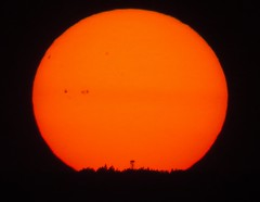 Sunset Lookout Mountain July 2nd 2014 524 (Rocky Raybell) Tags: sunset sun mountain lookout spots twisp ferrycounty