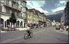 Innsbruck (Rodolfo Bontempi photos (1000.000 views)) Tags: panorama film colors analog photography austria photo nikon flickr foto fotografie famous great photographers analogue f80 fotografia colori innsbruck paesaggio analogica 135mm fotografi formato pellicola grandi fotoartistiche famosi rodolfobontempi