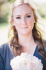 Joe & Anna Wedding (Lieutenant Tibs) Tags: wedding portrait 3 film mike canon photography kodak mark iii 85mm bridesmaid 5d f18 portra ef mk select plunkett presets 160c vsco