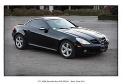 2006 Mercedes-Benz SLK 280 #01 (Godfrey DiGiorgi) Tags: 2006 car mercedes slk280 santaclara california usa