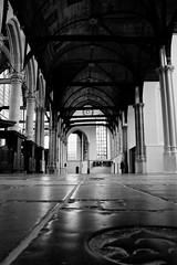 Amsterdam (Gustavo Valentim) Tags: amsterdam netherlands holanda paises baixos reflections oudekerk