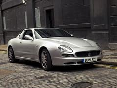 2001 Maserati 3200 Asetto Corsa