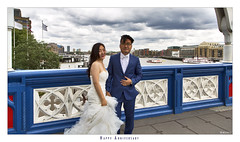 Just married (wk4ever) Tags: married justmarried london londen uk