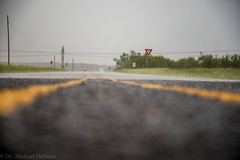 September Rain (19 of 54) (mharbour11) Tags: rain clouds storm texas cotton highway road countryroads