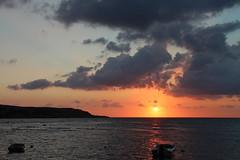 TRAMONTO A BONAGIA (Valentino Mallaci) Tags: bonagia tramonto sicilia sicily