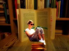 Il fantastico mondo di Katia (Tilly Sfortunato) Tags: artwork
