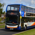 Stagecoach North East: 10641 / SN16OYG